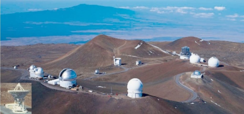 Hawaii Observatorium