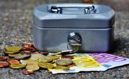 Pengekasse og penge